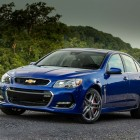 2017 Chevrolet SS to gain supercharged LSA V8 from HSV?