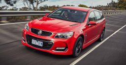 VFII Holden Commodore: Now with LS3 6.2-liter V8