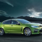 Gen-F2 HSV GTS sedan photo gallery