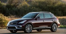 2016 Infiniti QX50: LWB standard in US with shorter prices