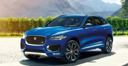 X761 Jaguar F-Pace: First-ever Jag SUV premieres