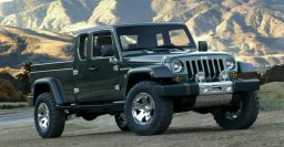 2020 Jeep Wrangler pickup to be known as Gladiator