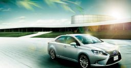 Lexus HS etymology: What does its name mean? What do its letters stand for?