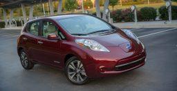 2018 Nissan Leaf to have 200mi (320km) range