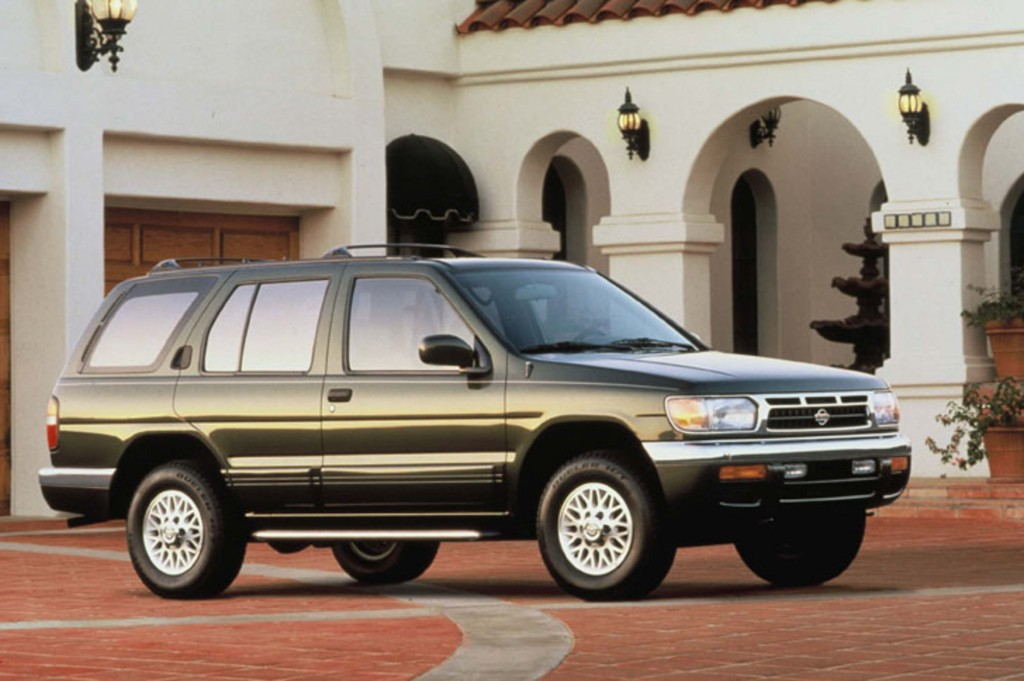 owners manual for nissan pathfinder 2001