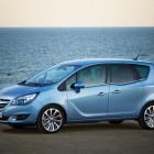 Opel Meriva B photo gallery