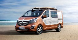 Opel Vivaro Surf concept could go into limited production