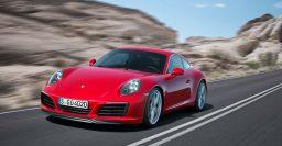 991.2 Porsche 911 has 3-liter turbo flat-six as standard