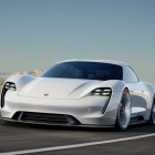 2019 Porsche Mission E: Sales target upped to 20,000 sales per year