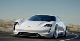 Porsche Mission E: Sexy electric sedan aimed at Tesla