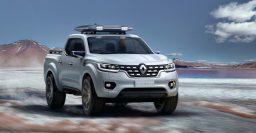Renault Alaskan concept: French nose on NP300 Navara
