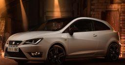 6J Seat Ibiza Cupra facelift has more power, manual gearbox