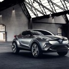 Toyota C-HR concept (Mark II) photo gallery