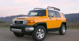 Toyota FJ Cruiser to end production August 2016