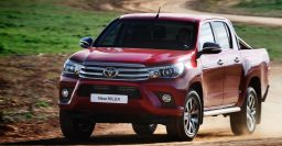 PSA Peugeot-Citroen pickup coming soon, based on Toyota Hilux