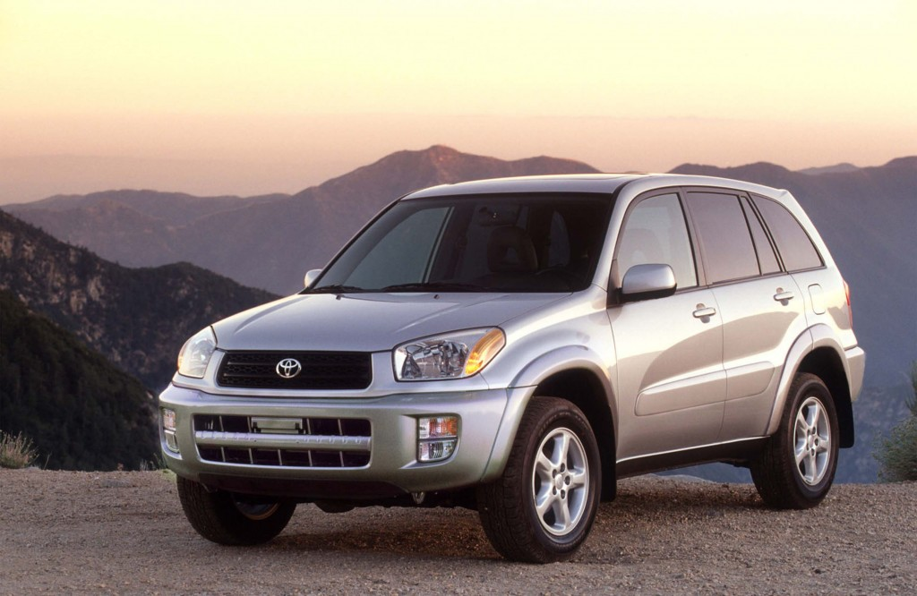 Toyota Rav4 What Does Its Name And Letters Mean