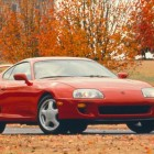 A80 Toyota Supra photo gallery