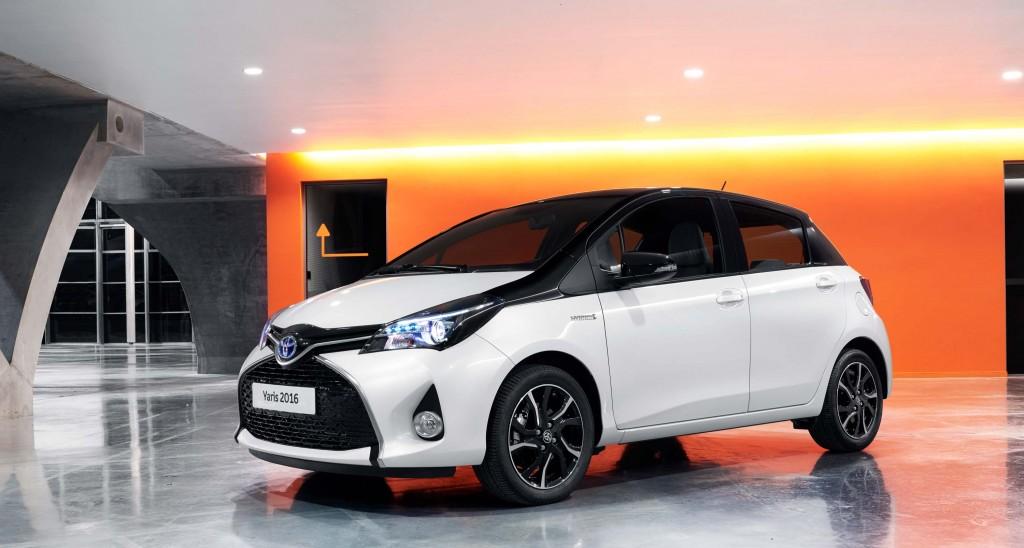 Xp130 Toyota Yaris Bi Tone Photo Gallery