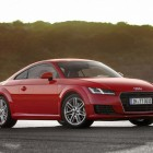 8S Audi TT coupe photo gallery