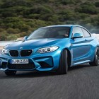 F87 BMW M2 packs 3-liter turbo I6, lots of sideways ability