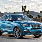 F26 BMW X4 M40i photo gallery