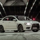 Mitsubishi Lancer Evolution Final Edition: More power, more sads