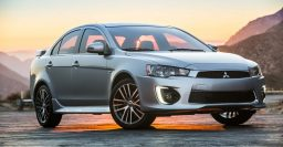 Mitsubishi Lancer will be killed off August 2017, will anyone miss it?