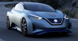 Nissan IDS concept previews 2018 Leaf, has self-driving tech