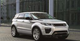 L538 Range Rover Evoque hits half-million mark