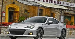 Subaru BRZ etymology: What does its name mean?