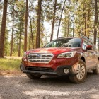 BS Subaru Outback photo gallery