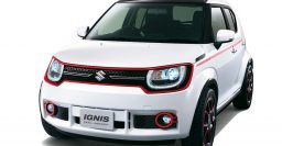 Suzuki Ignis etymology: What does its name mean?
