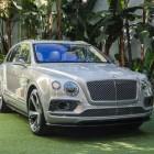 Bentley Bentayga First Edition photo gallery