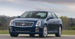 Cadillac STS: What does its name mean?