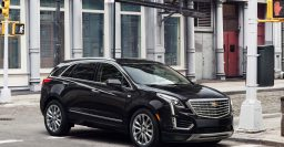 2017 Cadillac XT5: Standard 3.6L V6 in US, 2L turbo for China