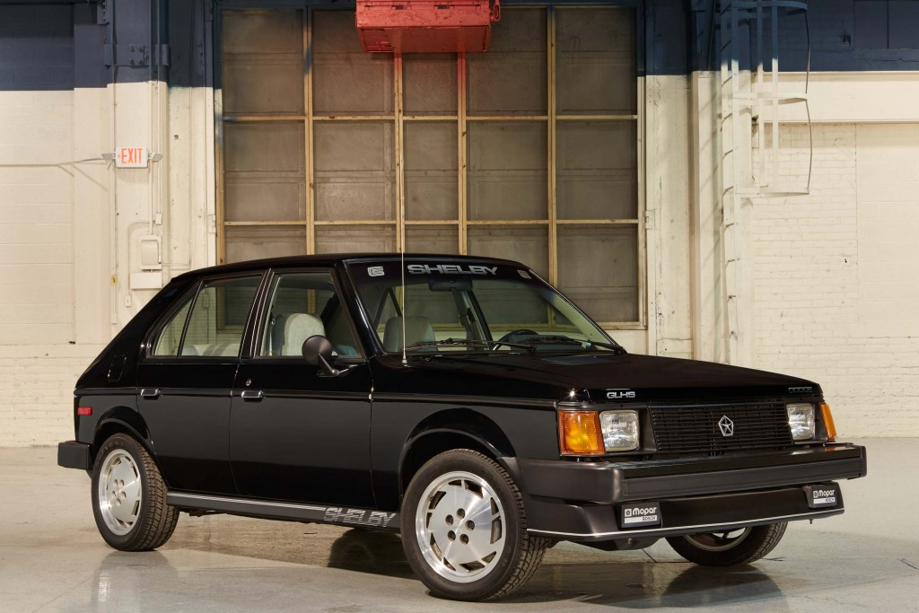 Dodge Omni Glh And Glhs What Does The Name Mean