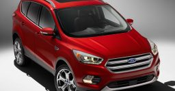 2017 Ford Escape facelift: New Edge styling, more tech