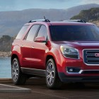 2017 GMC Acadia Limited: Larger first generation SUV lives on