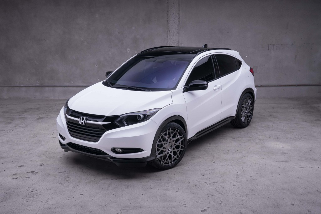 Honda HR-V: What does its name mean?