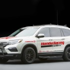 2016 Honda Pilot Baja Pre-Runner photo gallery