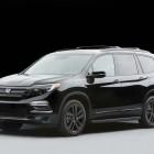 Honda Pilot Black Edition concept (SEMA 2015) photo gallery