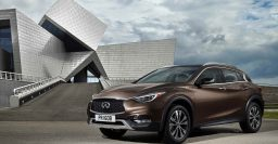 Infiniti Q30 and QX30 to be branded QX30 in the USA