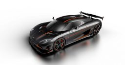Koenigsegg Agera RS: Its first street legal car sold in the US