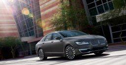 2017 Lincoln MKZ facelift: Continental nose job, 3L turbo V6