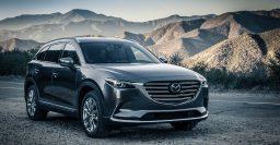 2016 Mazda CX-9: 2.5-liter turbo I4, 7 seats, high end interior