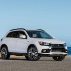 Mitsubishi Outlander Sport (2016 MY facelift) photo gallery