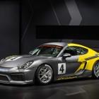 981C Porsche Cayman GT4 Clubsport photo gallery