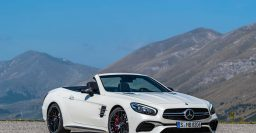 2020 Mercedes-Benz SL (R233) to be based on Mercedes-AMG GT