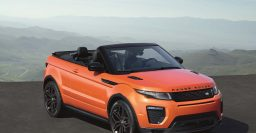 Range Rover Evoque convertible: Owns niche from Q2 2016