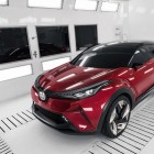 Toyota C-HR etymology: What does its name and letters mean?